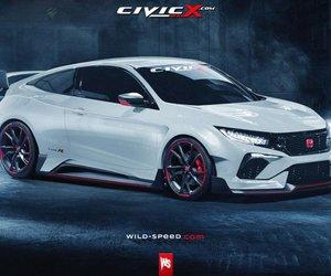 Serait-ce la prochaine Honda Civic Type-R?