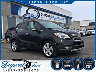 Buick ENCORE AWD LEATHER AWD Leather 2015