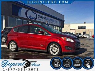 Ford C-MAX ENERGI SEL HYBRID BRANCHABLE PLUGIN - TOUTE ÉQUIPÉ 2014