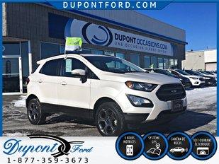 Ford ECOSPORT 4WD SES ÉLIGIBLE AUX MÊME TAUX ET PROGRAMME QUE LES NEUF 2018