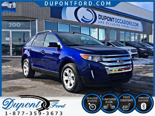 Ford Edge AWD SEL - GPS - BLUETOOTH - AWD - JAMAIS ACCIDENTÉ 2013