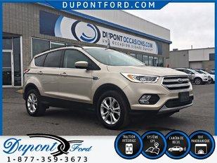 Ford Escape AWD - SE - TOIT - CUIR - GPS - TAUX A 1.9 % DISPO 2018