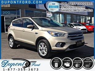 Ford ESCAPE AWD SEL TAUX A PARTIR A 1.9 -72 MOIS DISPO -TOIT AWD  GPS 2018