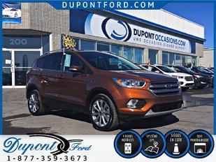 Ford Escape AWD Titanium 2017