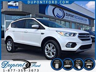 Ford ESCAPE AWD SE AWD ÉLIGIBLE AUX MÊME TAUX ET PROGRAMME QU'UN NEUF 2018