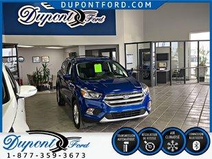 2017 Ford ESCAPE FWD SE TAUX A PARTIR A 1.9% POUR 72 MOIS AVEC UN *VOC*