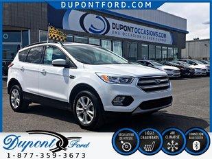 2018 Ford Escape FWD SE - TAUX A 1.9% POUR 72 MOIS AVEC UN  * V O C *