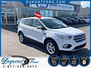 Ford Escape FWD SE-EX DEMO-MEME TAUX D'INTERET D'UN VEHICULE NEUF 2019