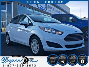 Ford FIESTA 5-DR SE NEUF: AUBAINE-AIR-CRUISE-GR.ELECTRIQUE-BLUETOOTH 2017