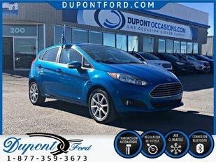 Ford Fiesta 5-dr SE - AUTOMATIQUE - TAUX A PARTIR A 2.9% SI *VOC* 2015