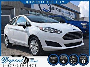 Ford FIESTA SE 2017 - NEUF - BIEN ÉQUIPÉ - 2017