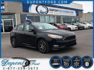 Ford Focus 5-dr SE - TAUX A PARTIR A 2.9% 60 MOIS DISPO SI *VOC* 2015