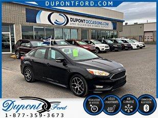 Ford Focus 5-dr SE - TAUX % A PARTIR A2.9% POUR 72 MOIS SI *VOC* 2016