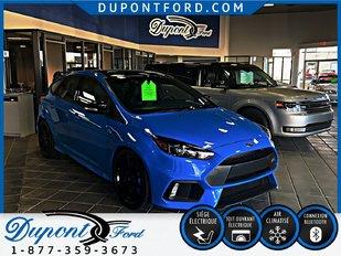 Ford Focus 5-dr RS AWD - $ PDSf:NEUF $61,738,0 JAMAIS ACCIDENTÉ 2018