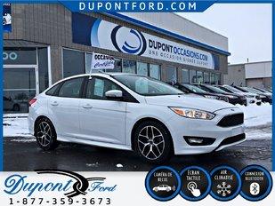 Ford Focus 4DR SDN SE - TAUX A PARTIR A 2.9% AVEC UN V O C 2015