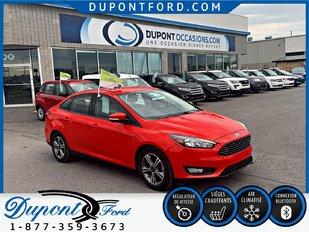 Ford Focus 4DR SDN SE-TAUX D'INTERET A PARTIR DE 2.9 % VOC 2017