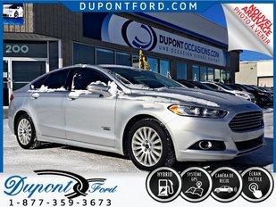 Ford FUSION HYBRID PLUG-IN SE LUXURY PLUGIN HYBRID - TOIT-GPS-CUIR-CAMÉRA 2014