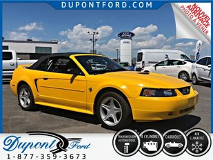 Ford Mustang 2DR CONV GT - V-8  CUIR 1999