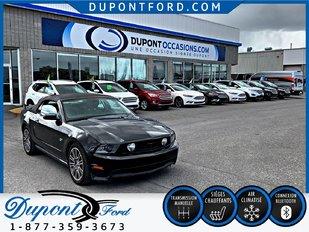 Ford Mustang 2DR CONV GT - JAMAIS ACCIDENTÉ - IMPECCABLE 2010