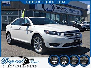 Ford Taurus Limited AWD % TAUX A PARTIR A2,9% -72 MOIS SI VOC 2018