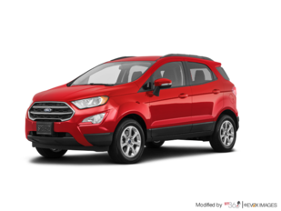 New 2018 Ford Truck Ecosport For Sale At Dupont Ford Ltee In Saint