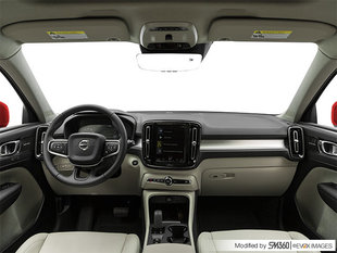Volvo XC40 Momentum 2020 - photo 10