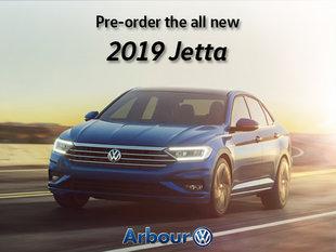 Pre-order your 2019 Jetta
