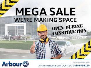 Mega Sale We're Making space!