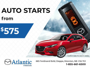 Auto Starts from $575!
