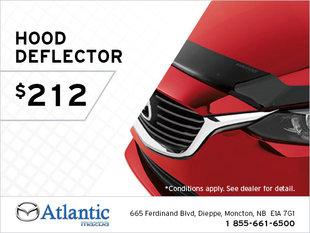Hood Deflector