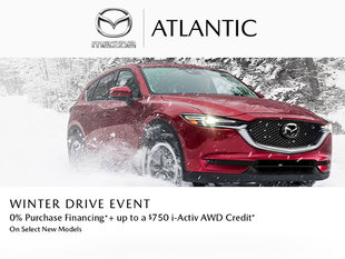 Winter Drive Event On Now!
