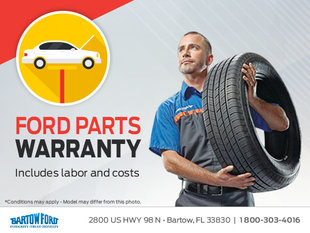 Ford Parts Warranty
