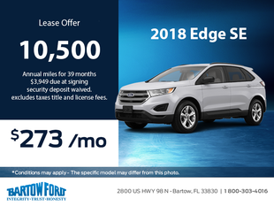 Get the 2018 Edge Today!