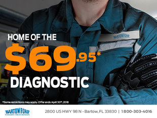 Home of the $69.95 Diagnostic