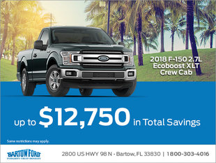 F-150 Truck at Bartow Ford!
