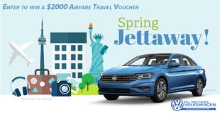Spring Jettaway!