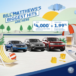 Bill Matthews Biggest Hits Are Here!