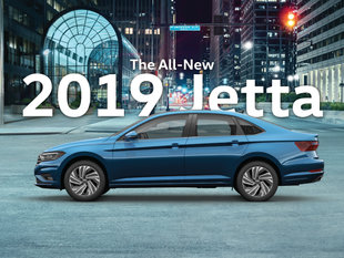 2019 Jetta Pre-Sale Promotion