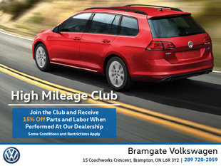 Join The High Mileage Club