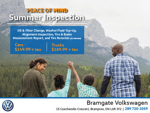 Summer Inspection Special