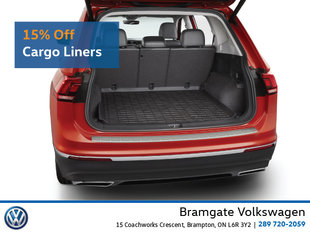 15% Off Cargo Liners