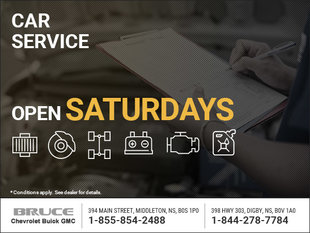 Open Saturdays - Book Your Appointment!