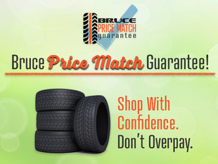 Bruce Price Match Guarantee
