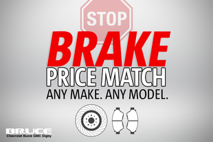 We Price Match on Brakes.