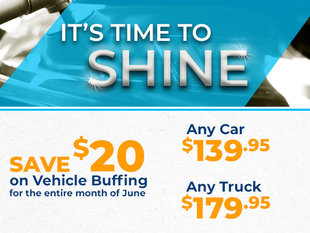 June Buffing Special