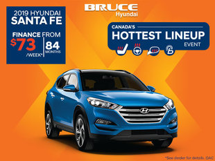 Finance the 2018 Tucson