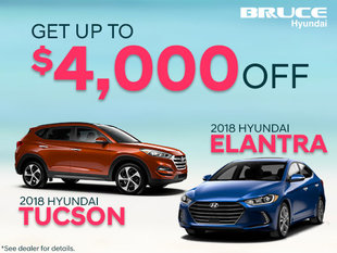 Get Up To $4,000 Off