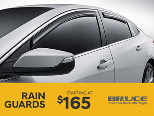 Rain Guards from $165