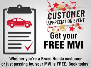 Get a FREE MVI