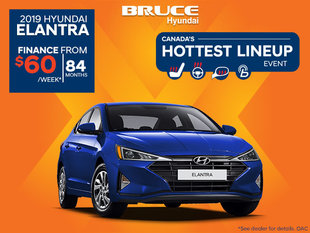 Finance the 2019 Hyundai Elantra